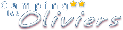 Camping les Oliviers Logo